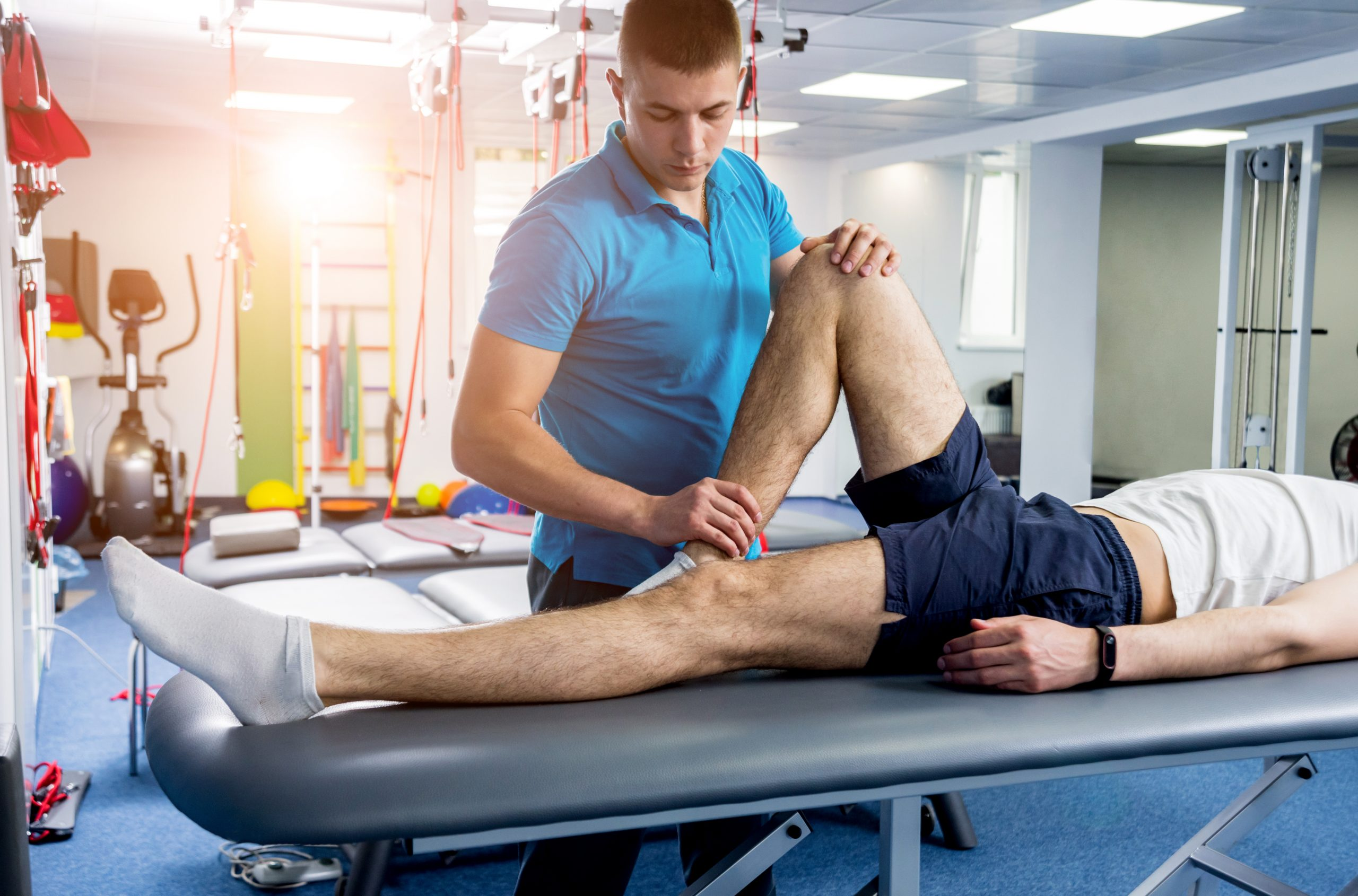 Common Hip Injuries and Approaching Assessment and Rehabilitation in Strikers